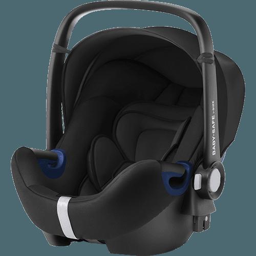 画像1コスモブラック 新生児から使えるi-size対応のチャイルドシート ブリタックス ベビーセーフ2アイサイズ